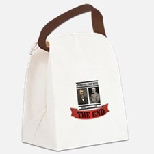 the end at appomattox Canvas Lunch Bag