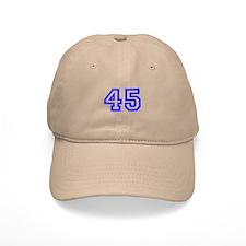 #45 Baseball Cap