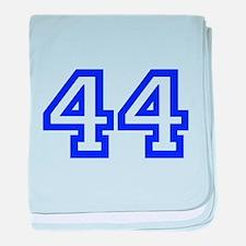 #44 baby blanket