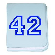#42 baby blanket