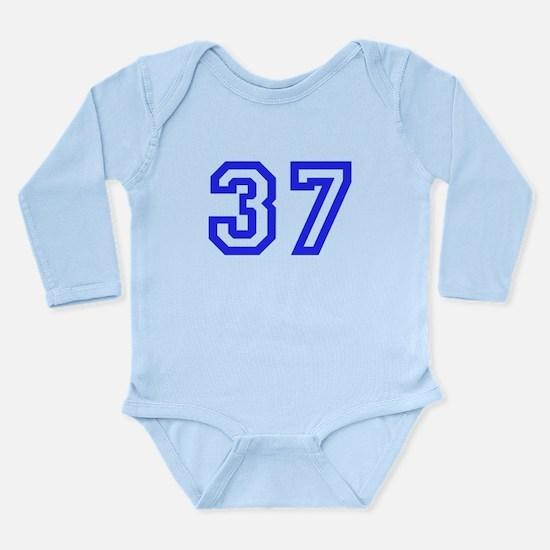 #37 Long Sleeve Infant Bodysuit