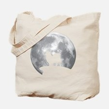 Cute Swedish lapphund Tote Bag