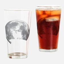 Cute Swedish lapphund Drinking Glass