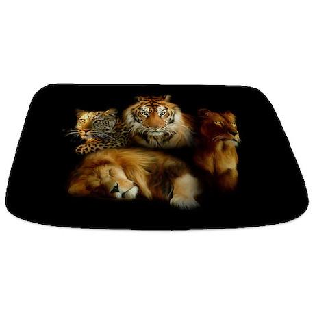 Wild Predators Bathmat