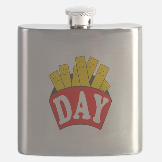 Fry Day Flask
