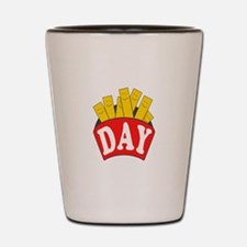 Fry Day Shot Glass