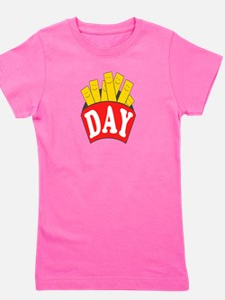 Fry Day Girl's Tee