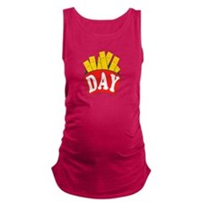 Fry Day Maternity Tank Top