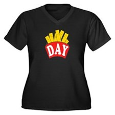 Fry Day Plus Size T-Shirt