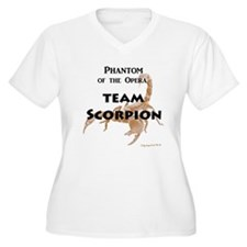 Team Scorpion Plus Size T-Shirt