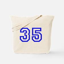 #35 Tote Bag