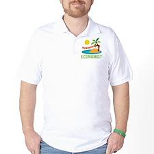 Retired Economist T-Shirt