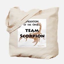 Team Scorpion Tote Bag