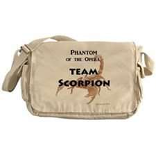 Team Scorpion Messenger Bag