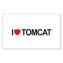 F-14 Tomcat Rectangle Decal