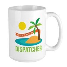 Retired Dispatcher Mug
