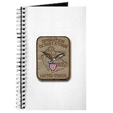 Operation Desert Storm... Journal