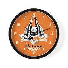 Octane Wall Clock