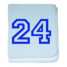 #24 baby blanket
