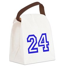#24 Canvas Lunch Bag