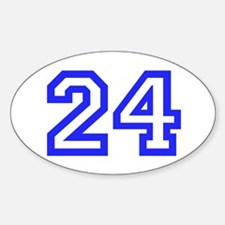 #24 Decal