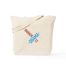 Twisted Obama 08 Tote Bag