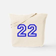 #22 Tote Bag