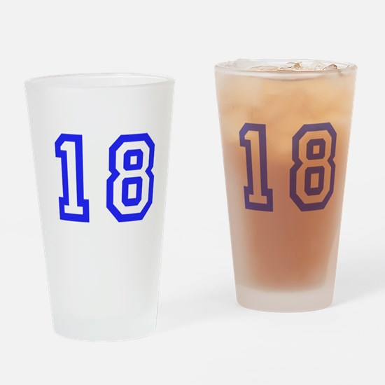 #18 Drinking Glass