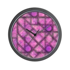 graphical effect Wall Clock
