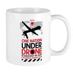 One Nation Under Drone Mugs