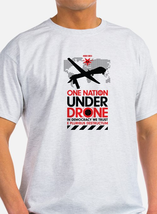 One Nation Under Drone T-Shirt