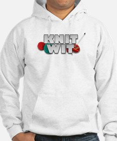 Knit Wit Knitter Hoodie