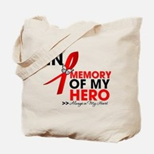 Stroke Disease In Memory Tote Bag