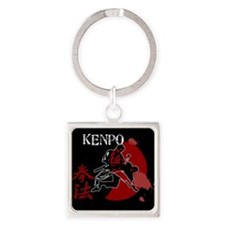Kenpo Fighting Keychains