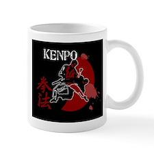 Kenpo Fighting Mugs