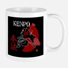 Kenpo Fighting Mugs