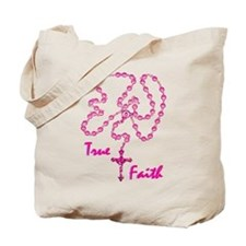 True Faith Tote Bag
