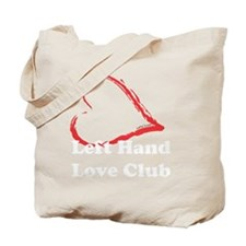 Left Hand Love Club Tote Bag