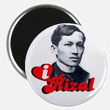I Love Rizal Magnet