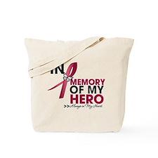Sickle Cell Disease In Memory Tote Bag