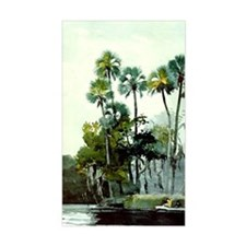 Winslow Homer - Homosassa Rive Decal