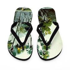Winslow Homer - Homosassa River Flip Flops