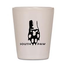 Southpaw Shot Glass