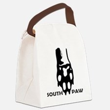 Southpaw Canvas Lunch Bag