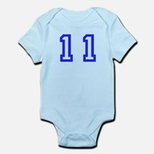 #11 Infant Bodysuit