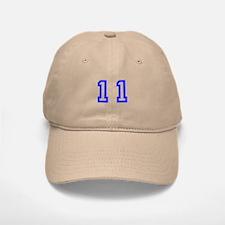 #11 Baseball Baseball Cap