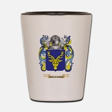 MacKenzie Coat of Arms - Family Crest Shot Glass