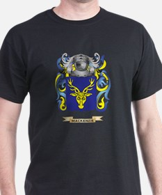 MacKenzie Coat of Arms - Family Crest T-Shirt
