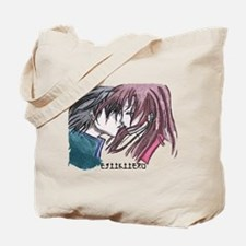 Manga Love Tote Bag