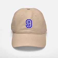 #9 Baseball Baseball Cap